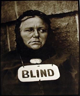 La dama ciega